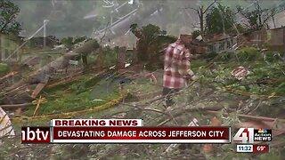 Jefferson City storm Damage