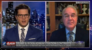 After Hours - OANN Trump/Biden Contrasts with Dr. Tom Price