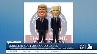Bobbleheads for a good cause