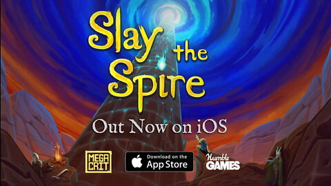 Slay The Spire iOS Release Trailer