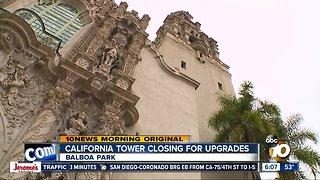 California Tower closing for earthquake upgrades
