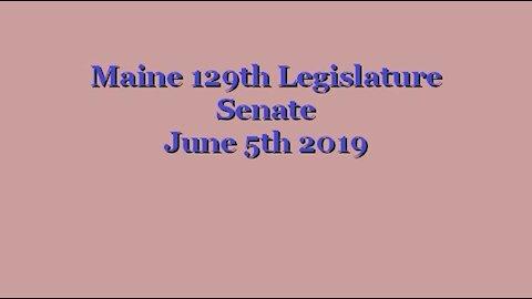 20190605 LD640 Vote Passage Non Concurrence