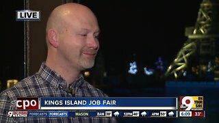 Kings Island Hiring Fair starts Saturday
