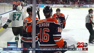 Condors season is over but some players may have chance to return to the ice