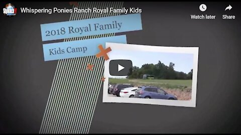 Whispering Ponies Ranch 2018