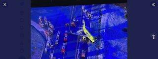 Spirit Airlines flight from Las Vegas skids off runway in Baltimore