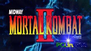 Mortal Kombat 2 DOS PCLinuxOS