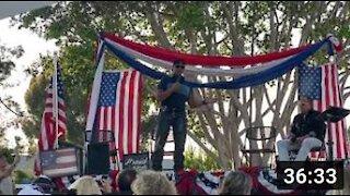 6.14.21 - Patriot Streetfighter Scott McKay - Arise Freedom Tour - San Diego