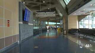 Airline travel starting to see uptick during COVID-19 pandemic