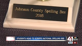 8 area students heading to Scripps National Spelling Bee