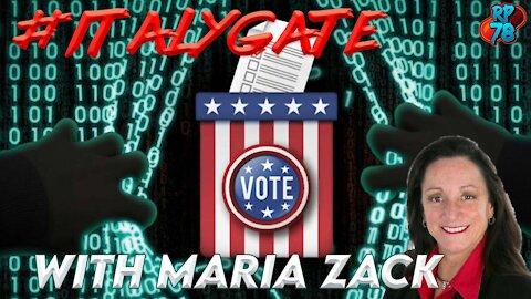 #ItalyGate Exposed with Maria Zack & Zak Paine