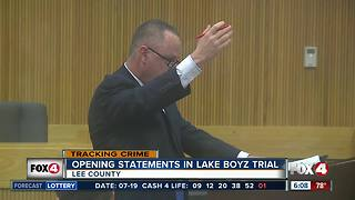"""Lake Boyz"" trial continues"