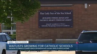 Metro Detroit parents turning to Catholic schools for in-person learning