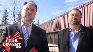 Alberta Health Services piling on Pastor Artur Pawlowski   Adam Soos with Ezra Levant
