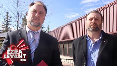 Alberta Health Services piling on Pastor Artur Pawlowski | Adam Soos with Ezra Levant