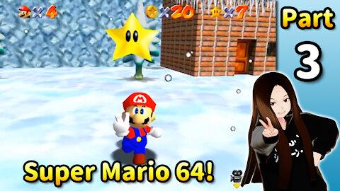 🇺🇸 🇯🇵 Vtuber Let's Play! - ⭐️ Super Mario 64 (Part 03)