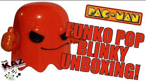 Blinky Funko Pop PacMan Unboxing