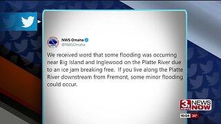 Flooding Concerns near Fremont