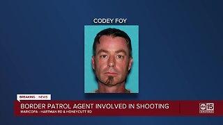 PD: Off duty border patrol agent shoots suspect in Maricopa