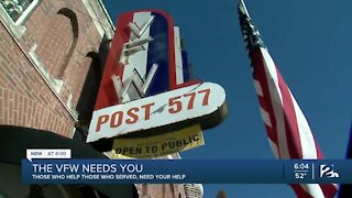 VFW needs your help to support veterans