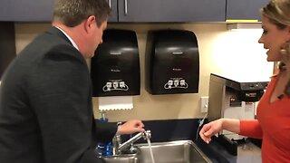 Handwashing tips to help prevent the spread of germs, coronavirus