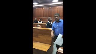 Wife gets protection order but beaten to death with a rock, court hears (sKv)