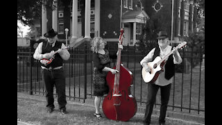 South Hill Road - performed by Two Spies Trio