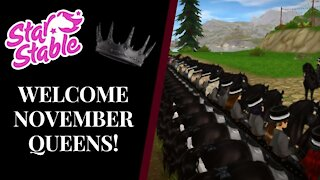 Welcome November Queens! ♏ Star Stable Quinn Ponylord