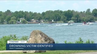 60-year-old man overtaken by current, drowned in Niagara River