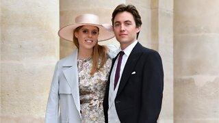 Princess Beatrice Married In Secret Windsor Castle Wedding