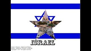 Bandeiras e fotos dos países do mundo: Israel [Frases e Poemas]