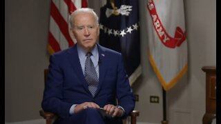 Biden: Patriotism is Wearing a Mask Outside, Even After Being Vaccinated