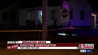 Omaha Police investigate shooting near 31st and Taylor