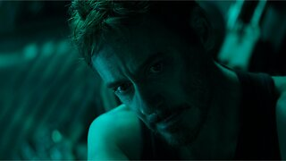 Robert Downey, Jr. Shares Behind-The-Scenes Photos From His Most Important 'Endgame' Scene