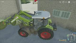 Feeding the Cows! ~ FS19 Campaign of France Episode 1