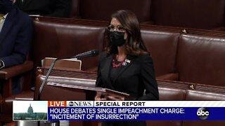 Rep. Lauren Boebert says she will vote against impeaching President Trump