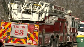 Man rescued after falling 60 feet in Shorewood