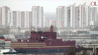 Russia's Floating Nuclear Power Plant Has Hit The Sea - Hires