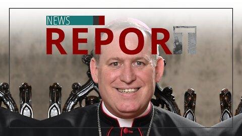 Catholic — News Report — NJ Bishop's Unreasonable Mandate