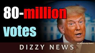 Trump wins with 80 million, Sidney Powell