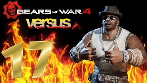 Gears of war 4 versus gameplay #17