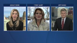 7 First Alert Forecast 5 p.m. Update, Tuesday, March 2