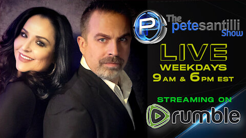 Live EP 2486-6PM BIDEN DOJ REFUSES TO RELEASE JAN 6TH SECURITY CAM VIDEOS..WHAT ARE THEY HIDING?