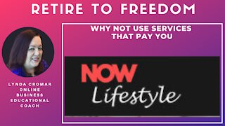 Why Not Use Services That Pay You