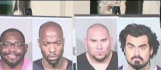 LVMPD arrest man for sexual assault