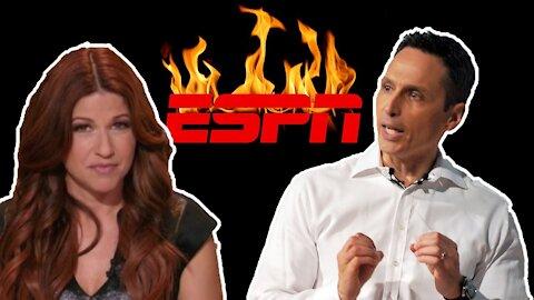 ESPN President Jimmy Pitaro releases memo on DIVERSITY at ESPN and IMPLIES Rachel Nichols is a LIAR!