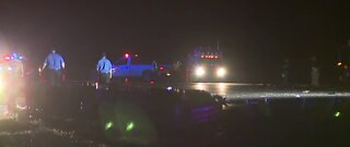 Police: 2 dead after separate crashes overnight