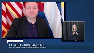 Polis, Fauci discuss who will be prioritized for COVID-19 vaccines