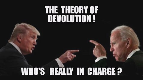 DEVOLUTION 101: Trump Is Still President! Controls US Military! Q: Special Operations Election Sting