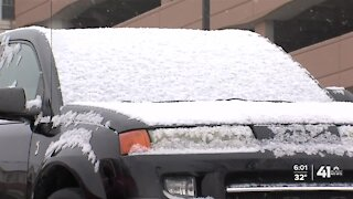 Kansas City metro area braces for winter weather on New Year's Day
